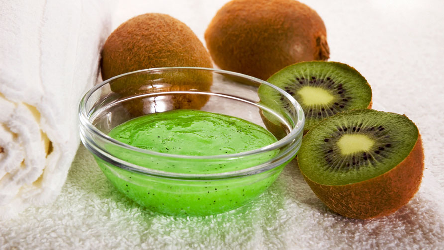 ăn sáng cho da đẹp với kiwi