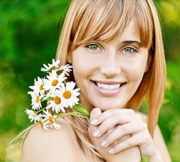 Làm trắng da từ thảo dược thiên nhiên 1