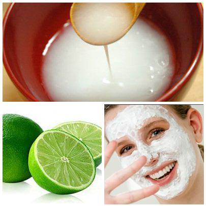 Làn da dần được cải thiện một cách không ngờ nhờ chanh tươi và nước vo gạo