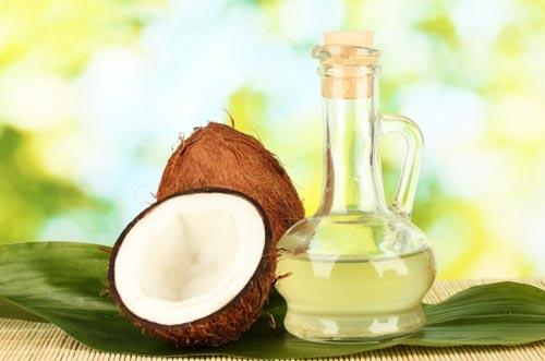 tắm trắng bằng dầu dừa