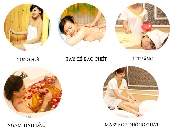 Những lời khuyên hữu ích giúp bạn tắm trắng hiệu quả và an toàn5