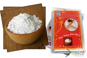 Sử dụng bột tắm trắng có làm hại da không?
