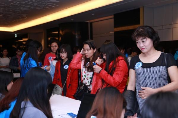 Tường thuật trực tiếp sự kiện khai trương BVTM Kangnam