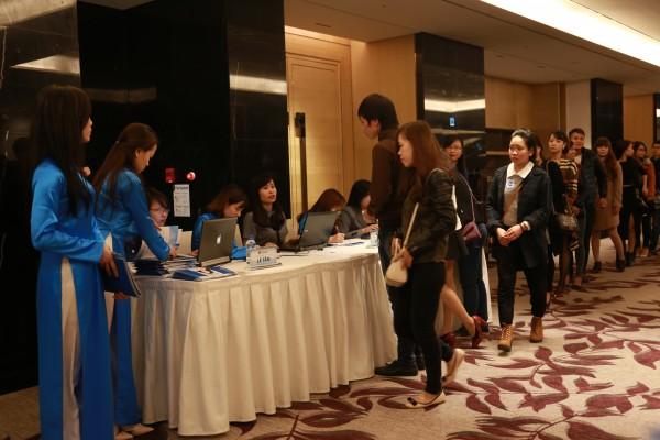 Tường thuật trực tiếp sự kiện khai trương BVTM Kangnam 3