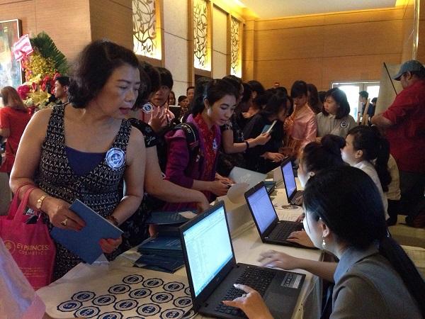 Tường thuật trực tiếp sự kiện khai trương BVTM Kangnam 5