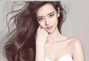 Mê mệt với làn da trắng của hotgirl Trung Quốc