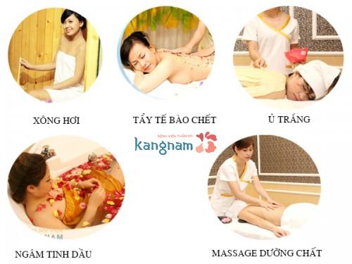Quy trình tắm trắng an toàn và hiệu quả 4