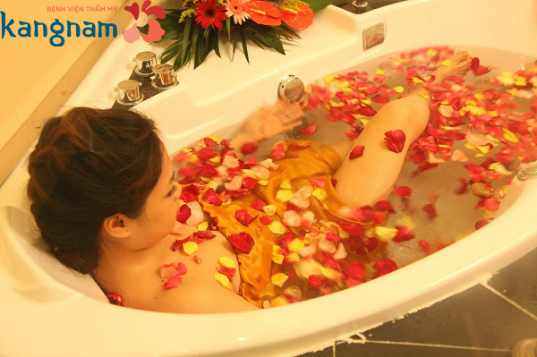 Tắm trắng tại Kangnam 2