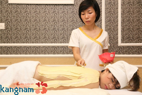 Tắm trắng ở Bệnh viện Thẩm mỹ Kangnam có tốt không 3