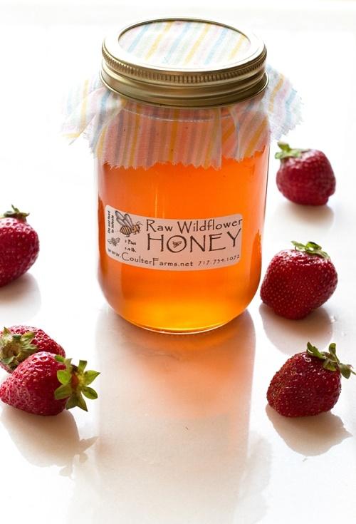tẩy tế bào chết hiệu quả bằng mật ong