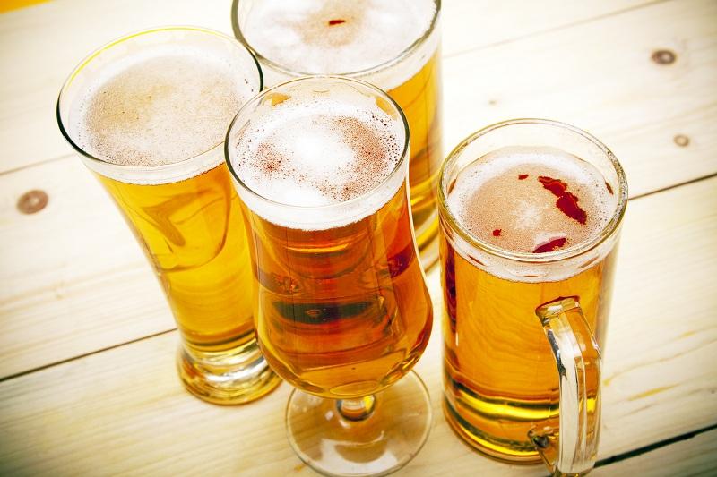 Tắm trắng bằng bia giúp bổ sung nhiều dưỡng chất bảo vệ làn da