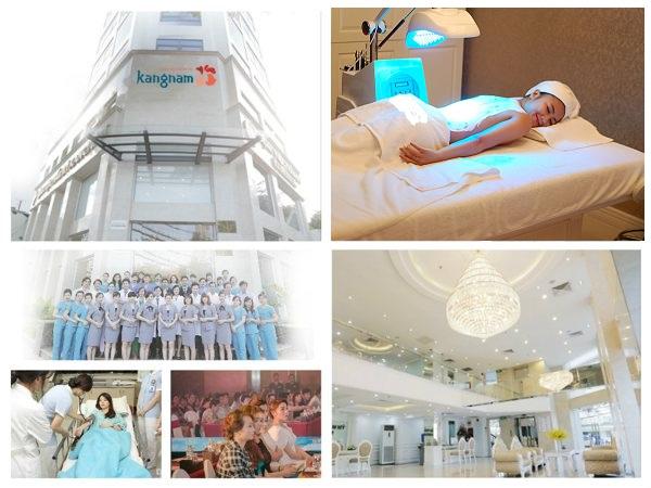 thẩm mỹ viện tắm trắng tại Hà Nội