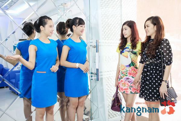 BVTM Kangnam cam kết mang lại sự hài lòng tuyệt đối của khách hàng