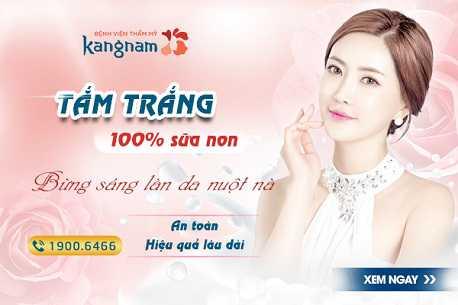Top 3 địa chỉ tắm trắng tốt, uy tín nhất hiện nay tại Hà Nội 2
