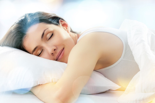 Ngủ đủ giấc cũng là  một cách để da luôn sáng đẹp