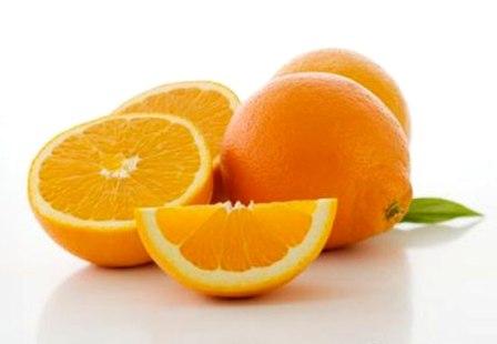 Cam cũng là một trong những loại quả  làm trắng da hiệu quả