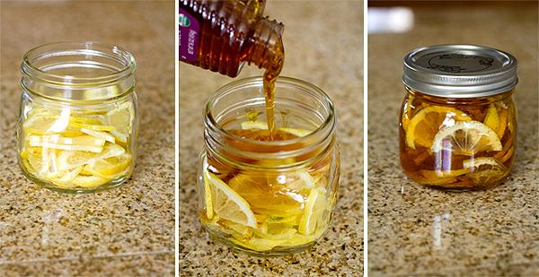 Mặt nạ chanh, mật ong giúp dưỡng trắng da
