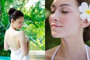 Tắm trắng bằng nguyên liệu thiên nhiên  an toàn và mạng lại hiệu quả cao