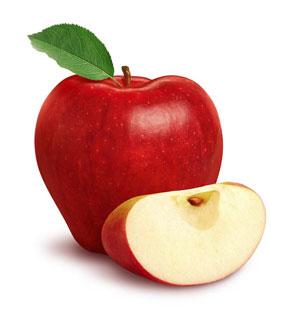 Bí quyết giúp bạn có làn da trắng nõn nà từ táo